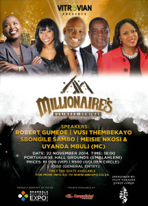 Millionaire's Business Seminar Poster32